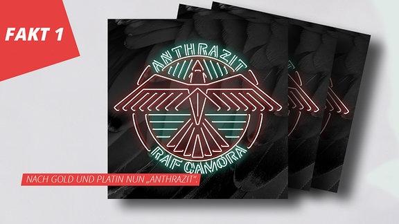 """Albumcover """"Anthrazit"""""""