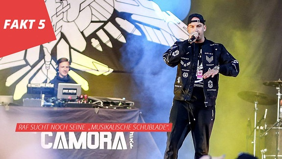 Raf Camora @Love Music Festival in Magdeburg