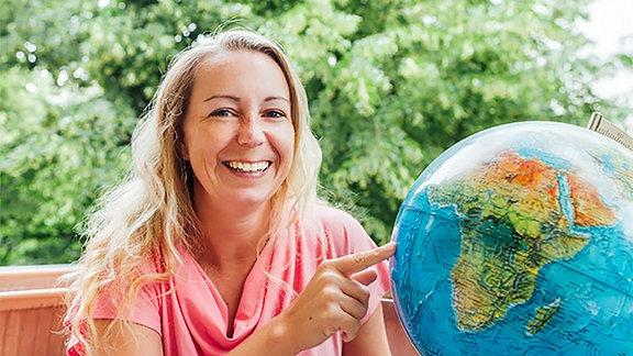 Carina Herrmann, schreibt auf pinkcompass.de über ihre Reiseerlebnisse als alleinreisende Frau