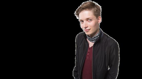 SPUTNIK Moderator Chris Löwe