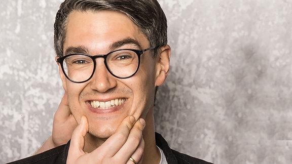Christian Meyer, Moderator, Musiker, Kleinkünstler und Autor.
