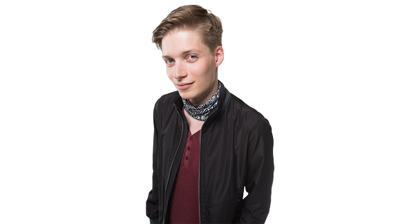 SPUTNIK Moderator Christopher Löwe