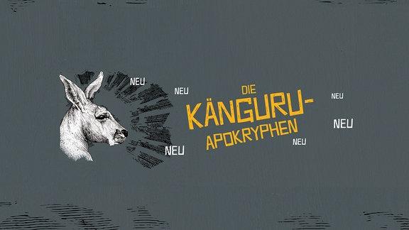 """""""Die Känguru-Apokryphen"""" (youtube-header)"""
