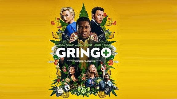 """""""Gringo"""", Artwork/Cover"""