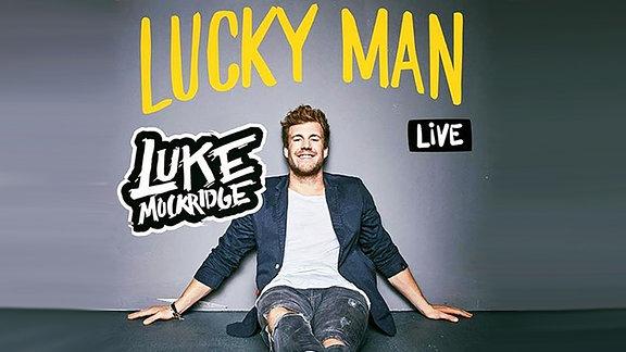"""Lucky Man"" DVD von Luke Mockridge"