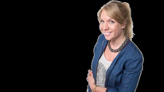 SPUTNIK Moderatorin Eva Kachler