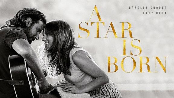 """Lady Gaga als Ally und Bradley Cooper als Jackson Maine in """"A Star Is Born"""""""