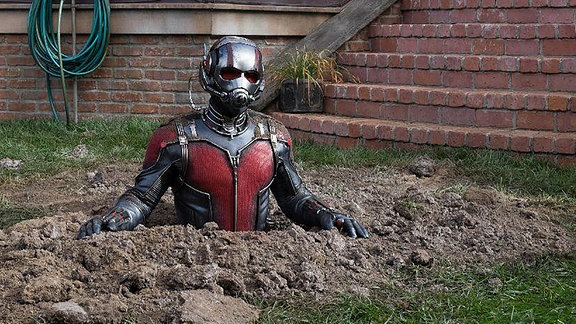 """""""Ant-Man and the Wasp"""", mit Paul Rudd als Ant-Man"""