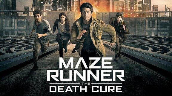 Maze Runner 3 - Plakatausschnitt