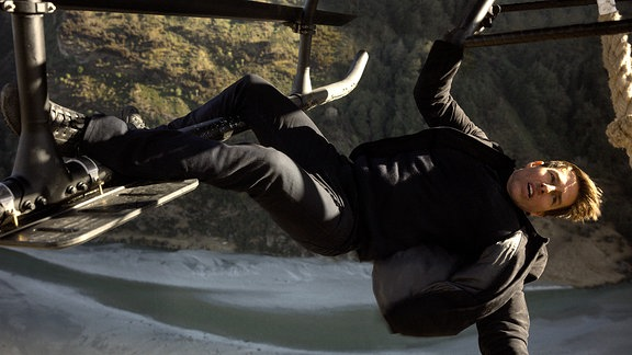 """""""Mission: Impossible 6 - Fallout"""", mit Tom Cruise"""