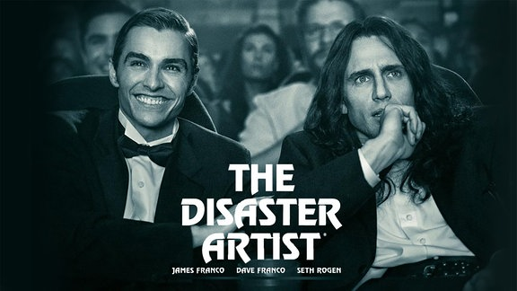 "Filmplakat ""The Disaster Artist"" (James und Dave Franco)"