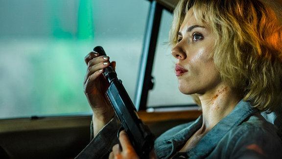 """Scarlett Johansson als Lucy in """"Lucy"""" (2014)"""