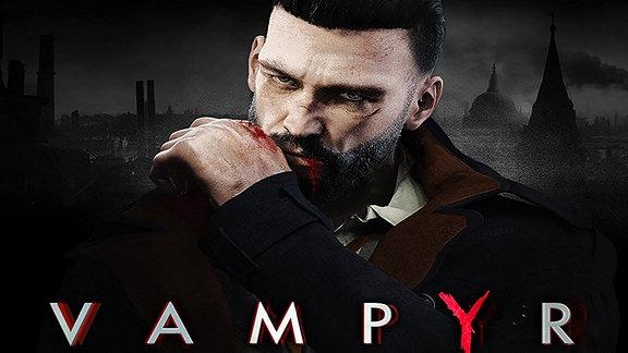 """Titel """"Vampyr"""""""