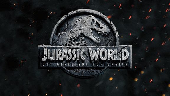 Jurassic World 2: Das gefallene Königreich, Logo/Artwork