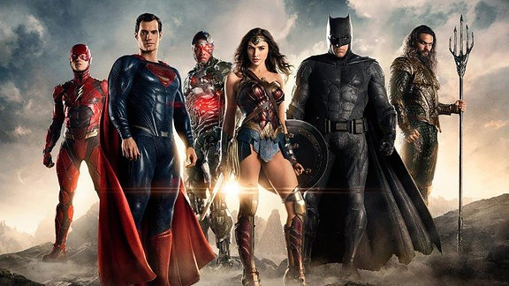 Justice League, Poster