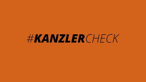 Hashtag Kanzlercheck/Grafik