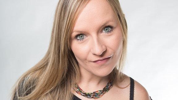 Kathrin Hammer, Moderatorin bei MDR SPUTNIK