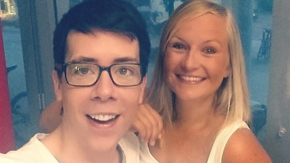 Kathrin & Raimund, Moderatoren der SPUTNIK Morning Show