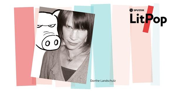 Dorthe Landschulz, Autorin