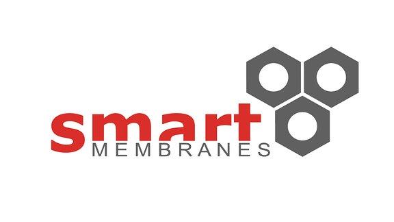 Logo der SmartMembranes GmbH aus Halle/S.