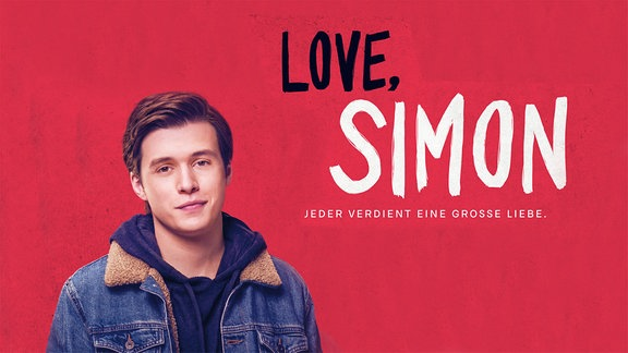 "Film ""Love, Simon"" (Artwork), Nick Robinson als Simon Spier"