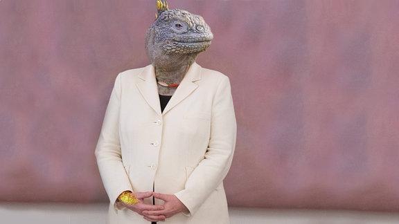 Reptiloiden Beweise