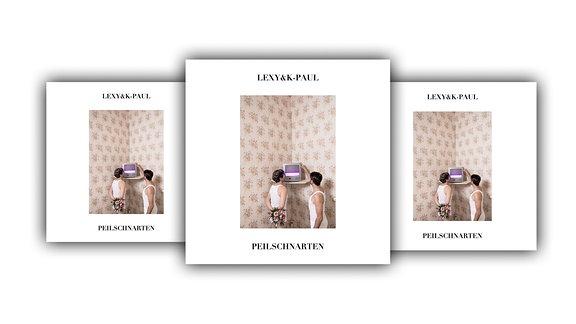 """Cover """"Peilschnarten"""""""