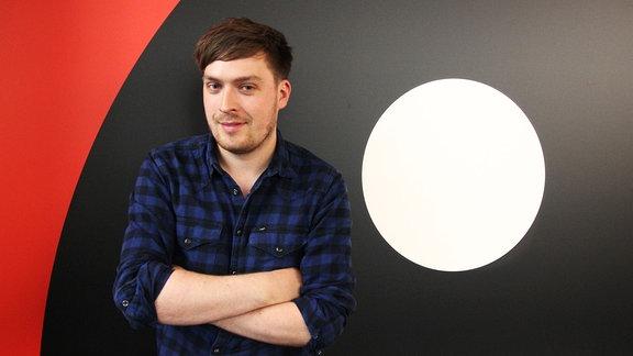 """Philip, Musik-News-Redakteur bei """"SPUTNIK Tag und Wach"""""""