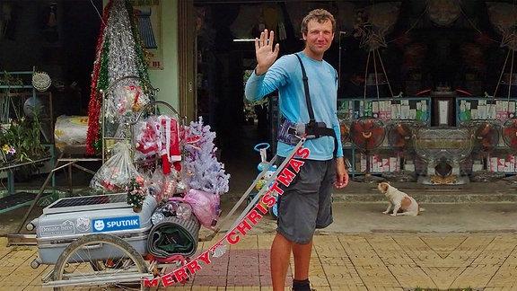 Rico, Weihnachten in Südostasien