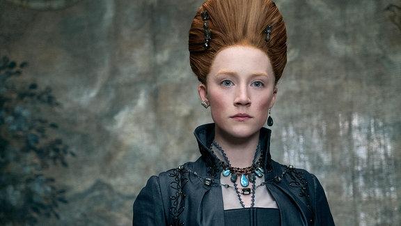 """Saoirse Ronan als Maria Stewart im Film """"Maria Stuart - Königin von Schottland"""""""