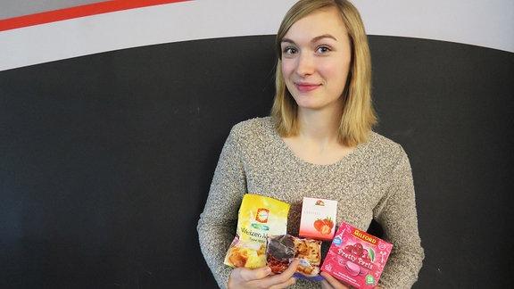 Saskia ist aktiv bei Foodsharing