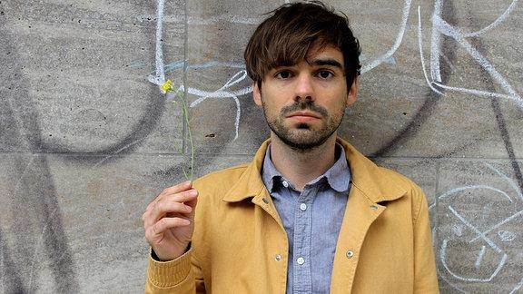 Sebastian Lehmann, Poetry-Slamer aus Berlin