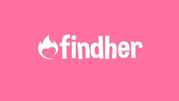"""Logo """"Findher"""""""