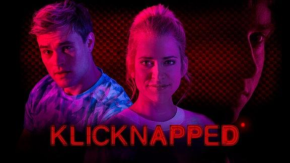 Manu (Christopher Reinhardt) und Polly (Merle Collet) in: KLICKNAPPED, einer neuen Dramedy-Serie von Radio Bremen, WDR und MDR SPUTNIK für funk. Sie besteht aus 8 Folgen. Die erste Folge erscheint Ende Oktober.