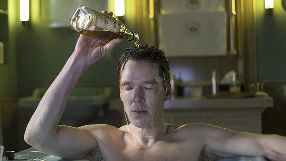 Benedict Cumberbatch als Patrick Melrose in der gleichnamigen Serie