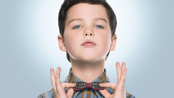 Iain Armitage ist Sheldon Cooper