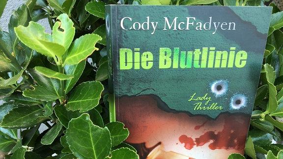 """Buchcover """"Blutlinie"""", Thriller von Cody McFadyen"""