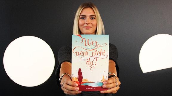 """""""Wer, wenn nicht du?"""" Roman von Paige Toon, präsentiert von Liza aus Magdeburg"""