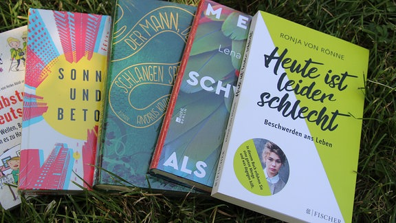 SPUTNIK Sommerbücher 2017