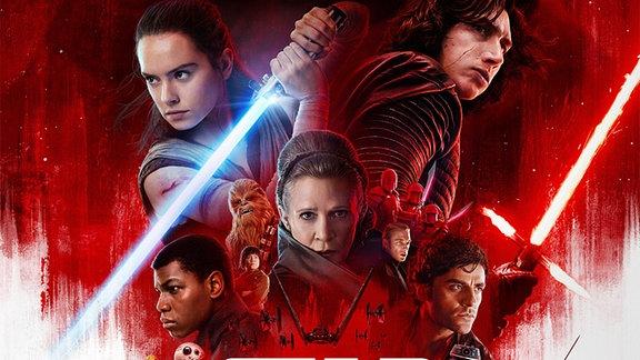 """Ausschnitt Starwarsfilm """"Die letzten Jedi"""""""