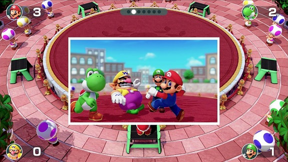 Super Mario Party (Screenshot)