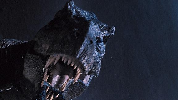 Steven Spielbergs T-Rex aus Jurassic Park
