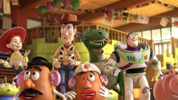 T-Rex aus Toy Story