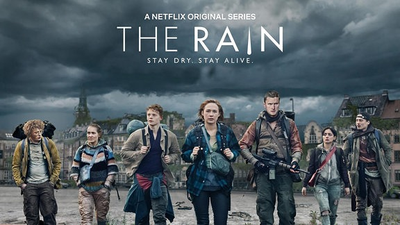 The Rain, Netflix Serie