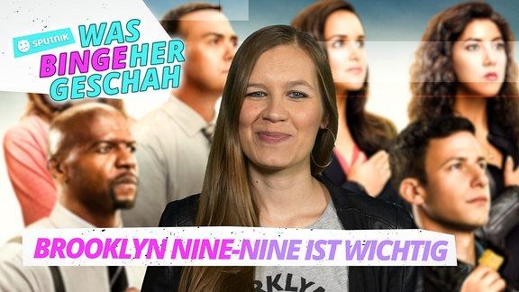 Brooklyn Nine-Nine, WAS BINGHER GESCHAH