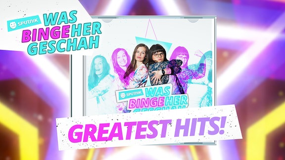 "Was Bingeher Geschah - ""Greatest Hits"""