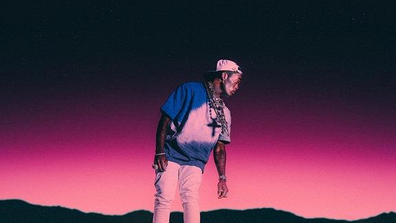 Rapper Lil Uzi Vert