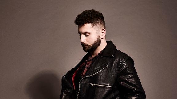 Der britische DJ und Produzent Elderbrook.