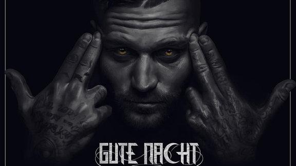 "Kontra K Albumcover ""Gute Nacht"""