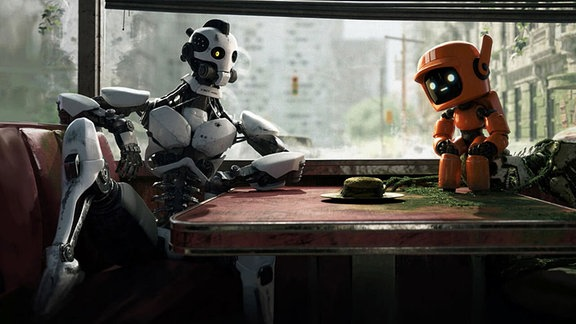 Screenshot aus der Serie Love, Death & Robots